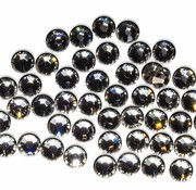 La Femme Nageldecoratie Swarovski Kristal steentjes silver