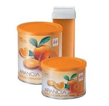 Holiday Orange Fruit wax