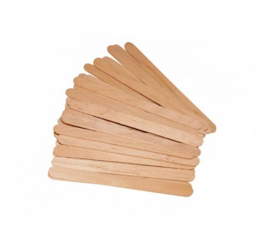 Harsspatels hout smal