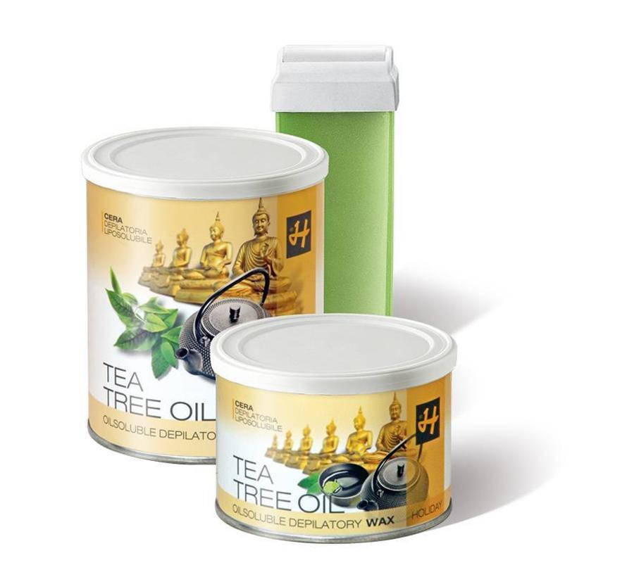 Stripwax Tea Tree oil