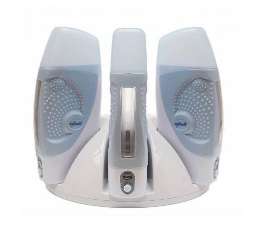Waxheater Trio basis Soft Touch Welness (excl*)