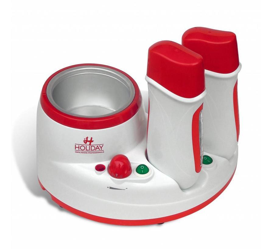Wax heater Amiata Combi 400