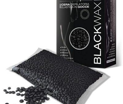 Holiday Elastique BLACK WAX PARELS  Nieuw!