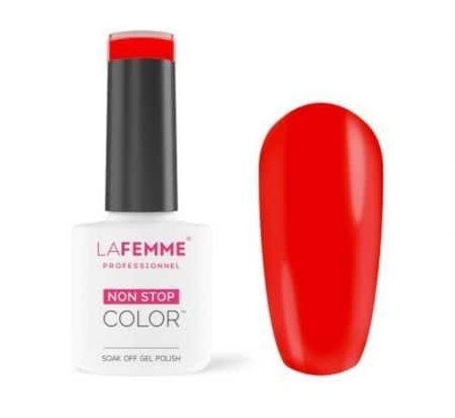La Femme Gel Polish UV-LED  8 gr. /H031/ Red Fire