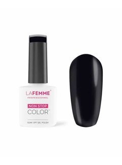 La Femme Gel Polish UV-LED  8 gr. /H073/Black Shadow