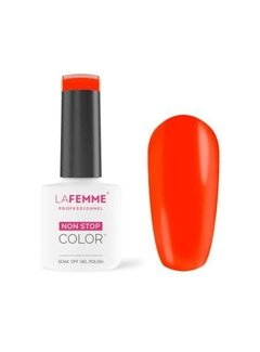 La Femme Gel Polish UV-LED  8 gr. /H103/Neon Orange