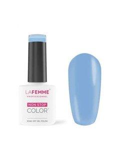 La Femme Gel Polish UV-LED  8 gr. /H115/Pastel Blue