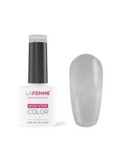 La Femme Gel Polish UV-LED  8 gr. /H130 Silver Star