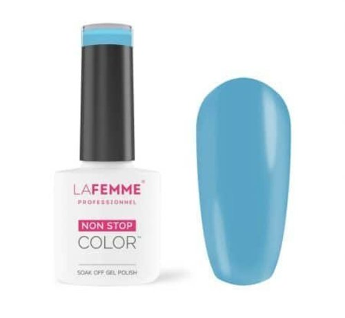 La Femme Gel Polish UV-LED  8 gr. /H136 Blue Sky