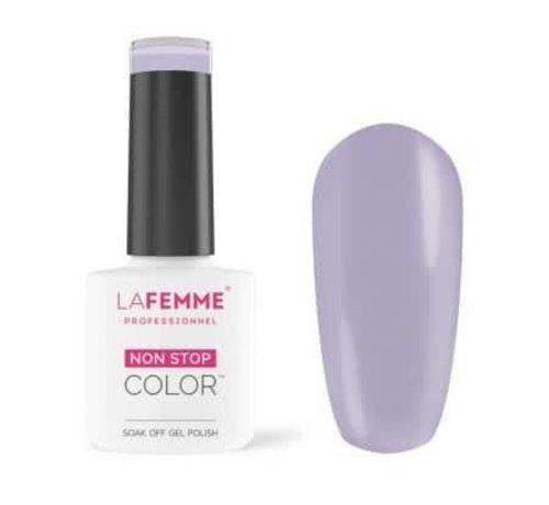La Femme Gel Polish UV-LED  8 gr. /H163/Solf Lavender