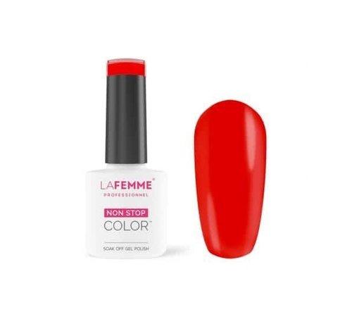 La Femme Gel Polish UV-LED  8 gr. /H164/Red Dress
