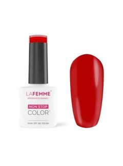 La Femme Gel Polish UV-LED  8 gr. /H178/Elegant Red