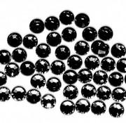 La Femme Swarovski-kristallen: Black, voor nageldecoratie