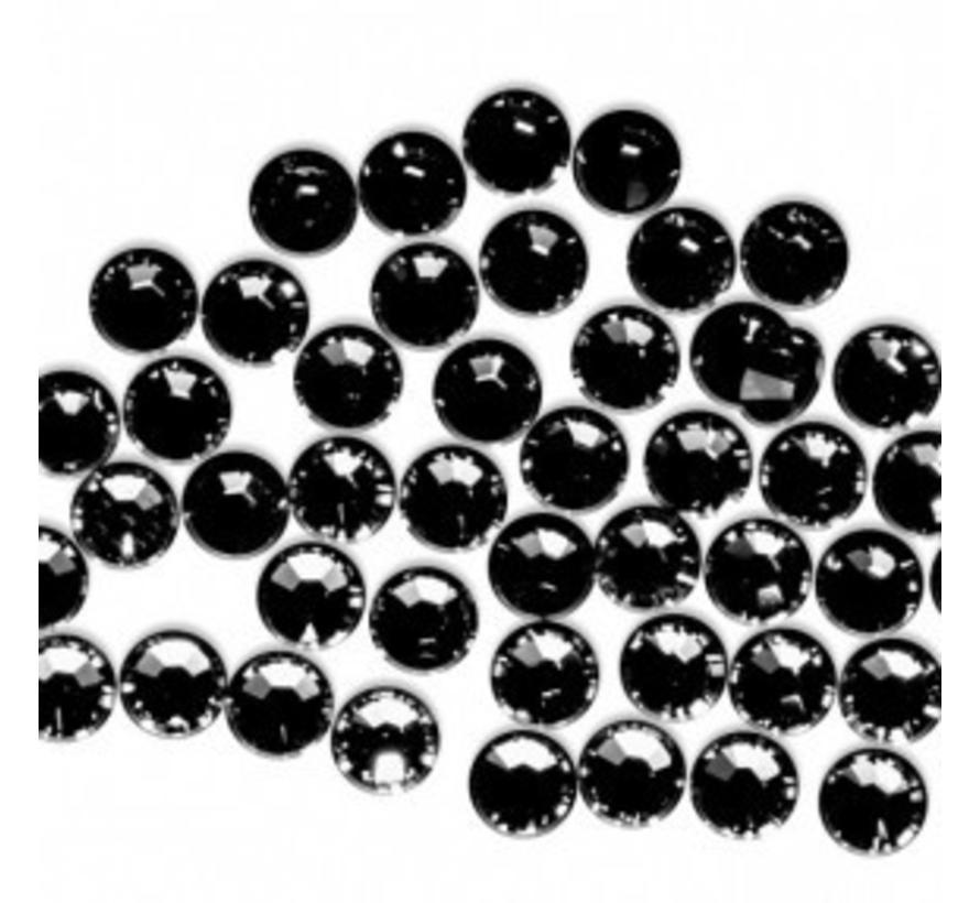 Swarovski-kristallen: Graphite, voor nageldecoratie