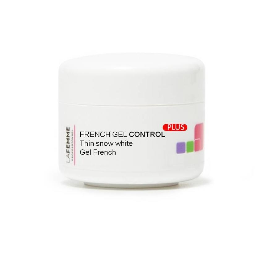 French Gel White Control Plus