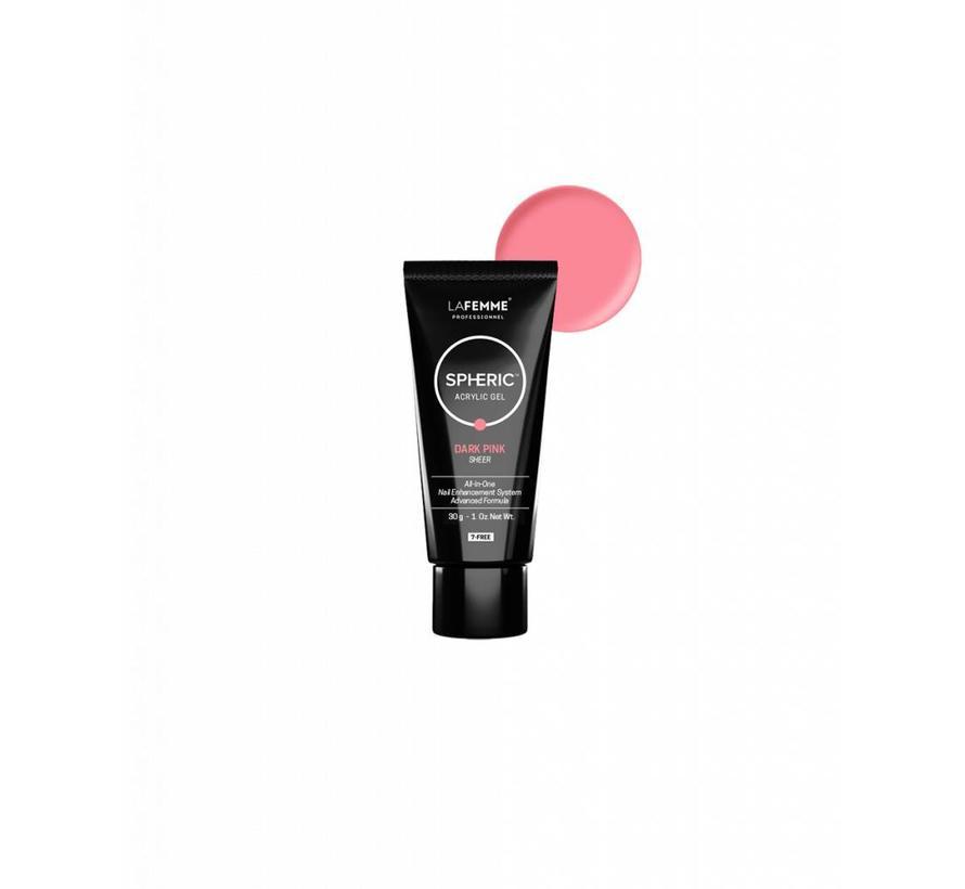 Spheric AcrylGel Dark Pink - 30 gr.