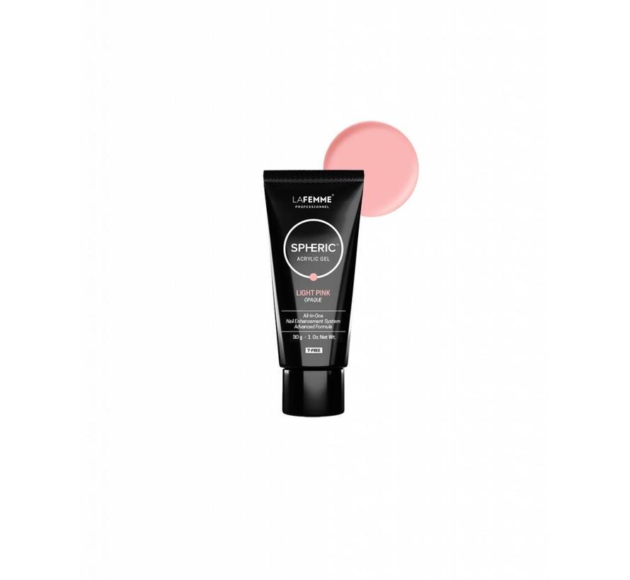 Spheric AcrylGel Light Pink - 30 gr.
