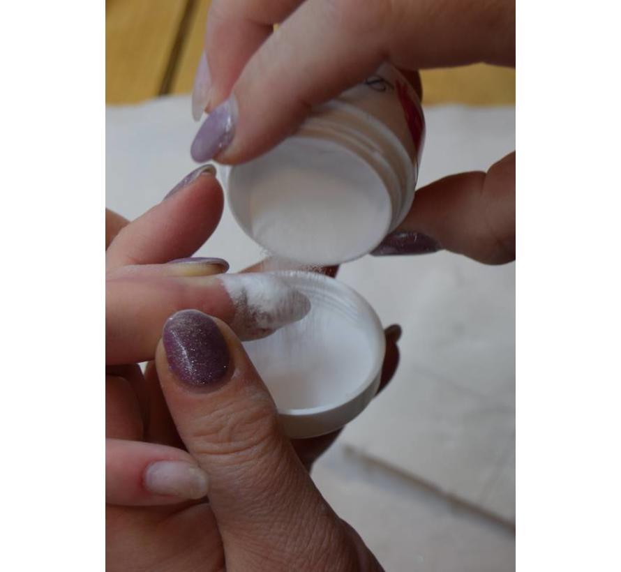 Acryl Pollen Clear Easy Design, 10 gr. voor Acryl Nagels