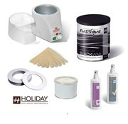 Holiday BLACK WAX - Set 800 ML