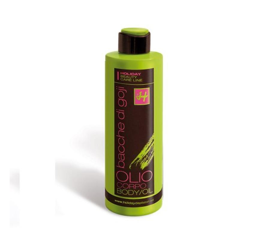 After wax Body Oil - Goji Bessen