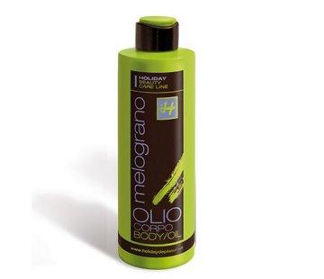 Holiday After Wax Body Oil Granaatappel