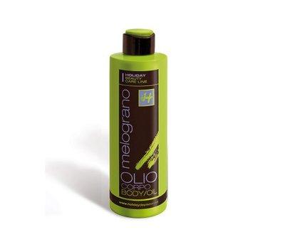 Holiday Elastic hot wax green