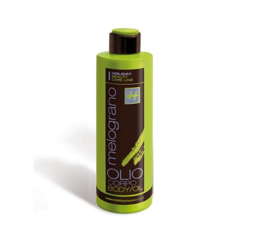 After Wax Body Oil -  Granaatappel