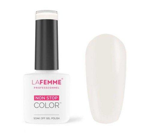 La Femme Gel Polish UV-LED  8 gr. /H198/Milky White Rose