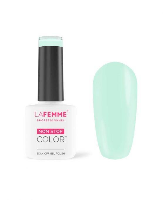 La Femme Gel Polish UV-LED  8 gr. /H201/Water Flower