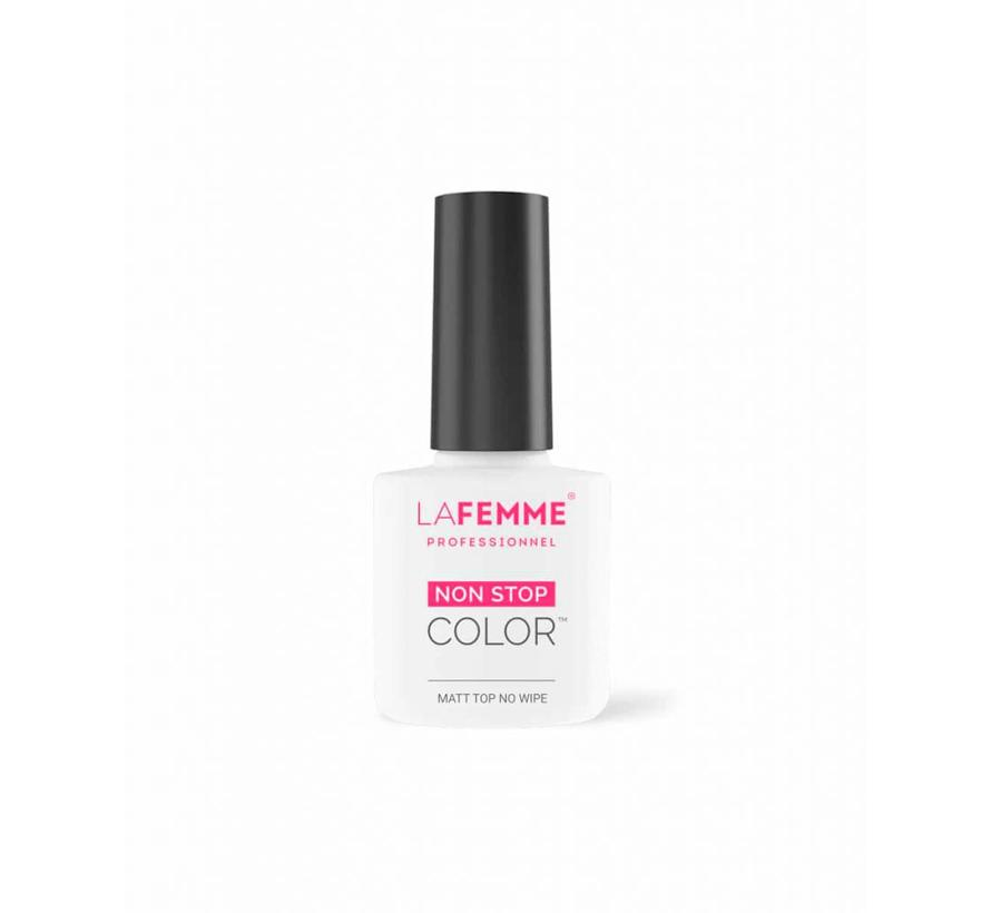 Gel Polish UV top coat Mat no wipe