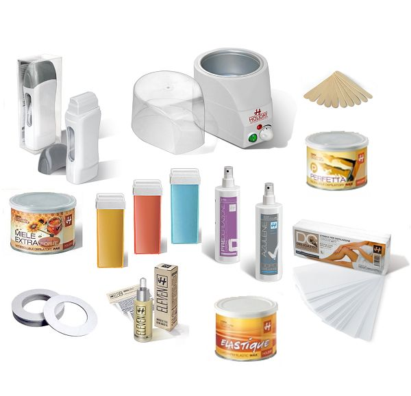 Holiday Body Waxing Expert training inclusief startkit