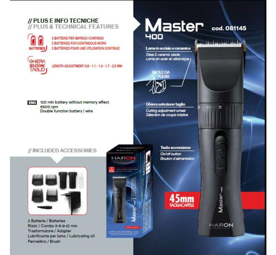 Beard & Hairclipper Master 400