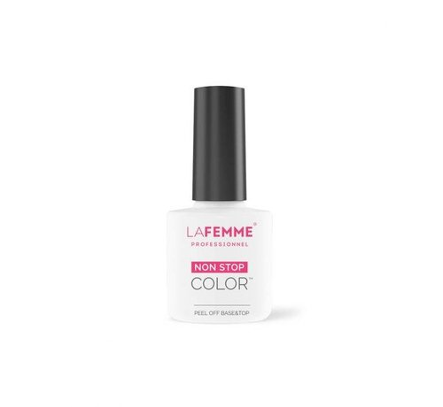 La Femme Peel Off Base & Top Coat