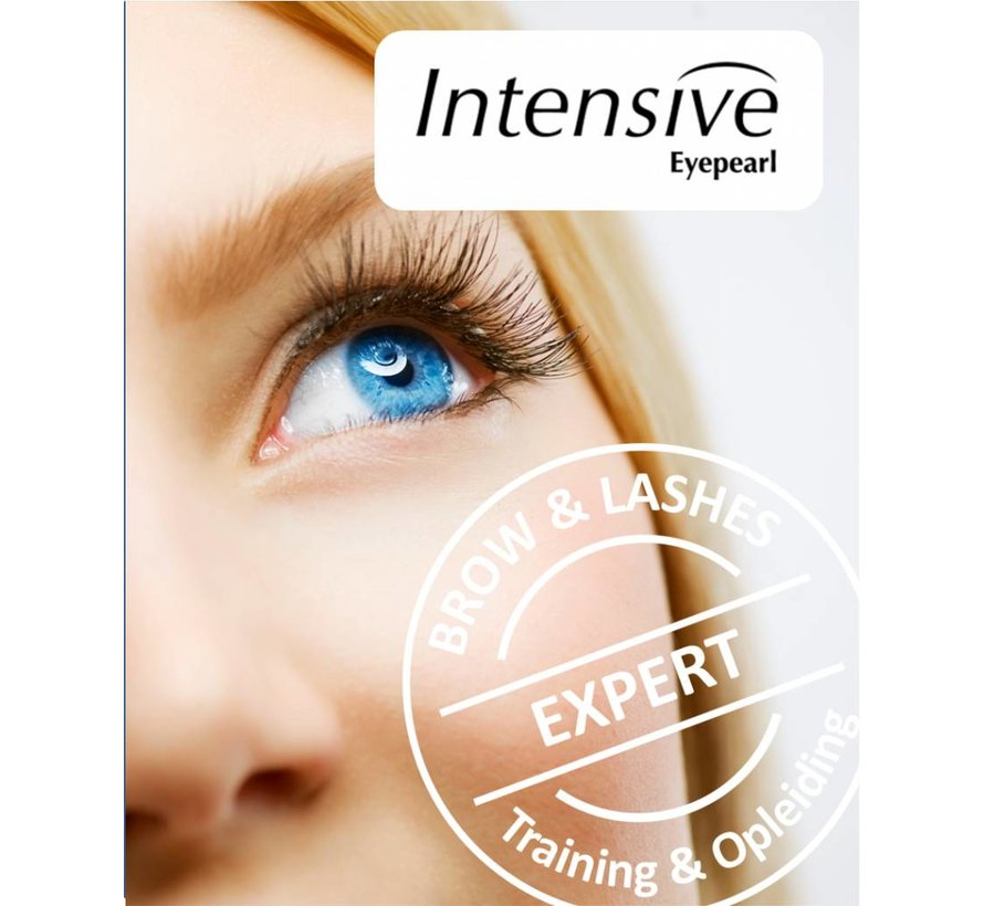 Training Brow and Lash Styling incl. Startkit