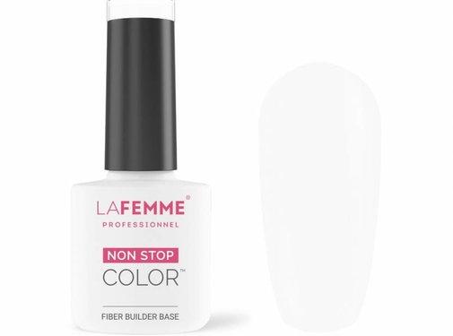 La Femme Fiber Builder Base UV&LED 8gr – F002_Milky White
