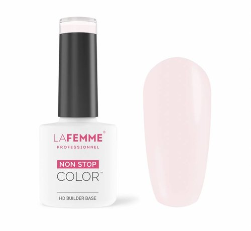 La Femme HD Builder Base UV&LED 8gr – G002_Light Pink