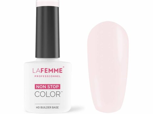 La Femme HD Builder Base UV&LED 8gr – G002_Light Pink