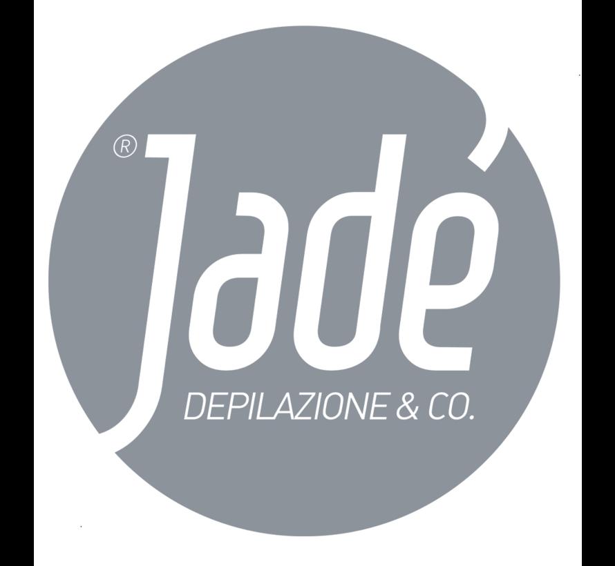 Jadé Striphars Man met Zinc Oxide - Mica