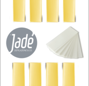 Jadé Harspatronen │ Wax refills │Harsvullingen Box Jadé Natural
