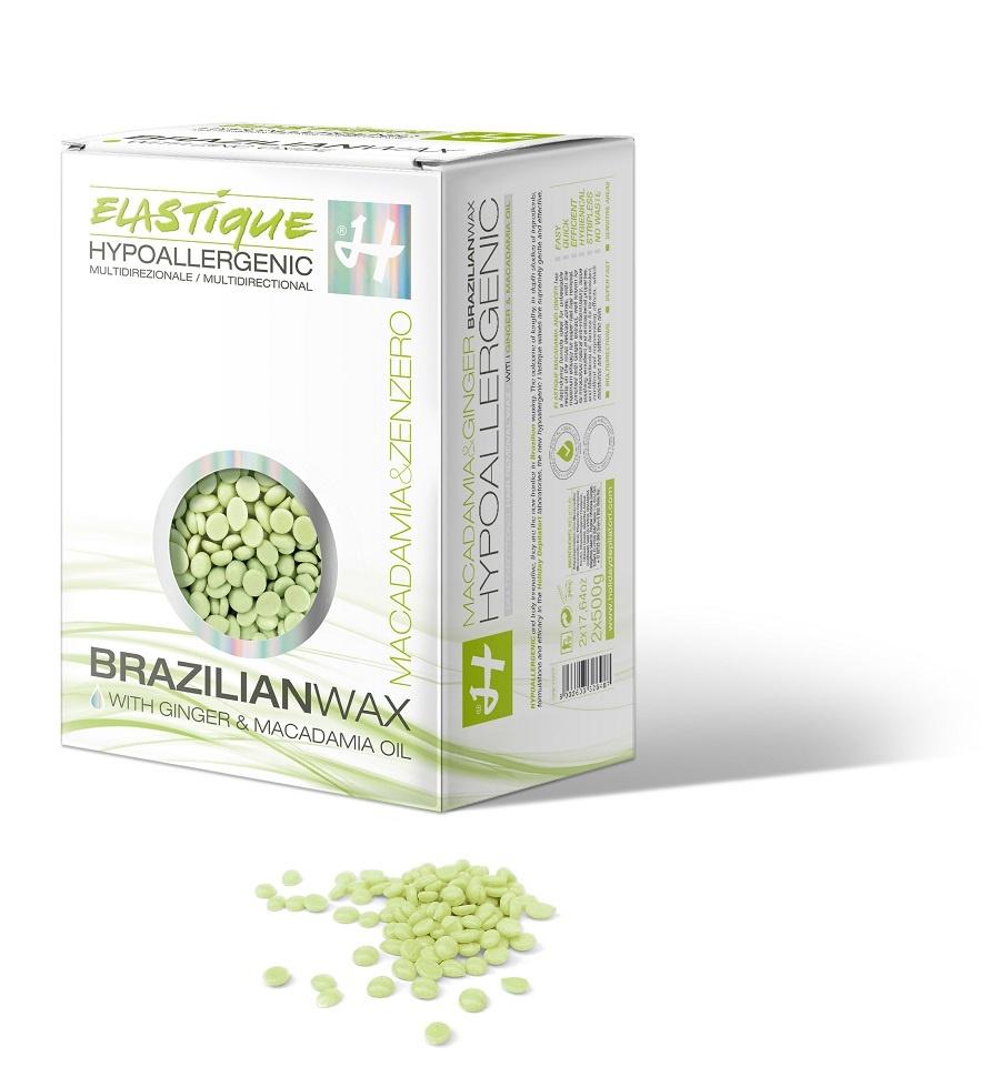 Elastic Brazilian Wax