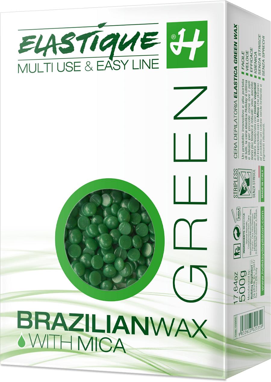 brazilian wax green