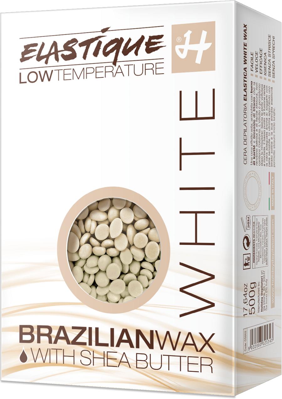 brazilian white wax