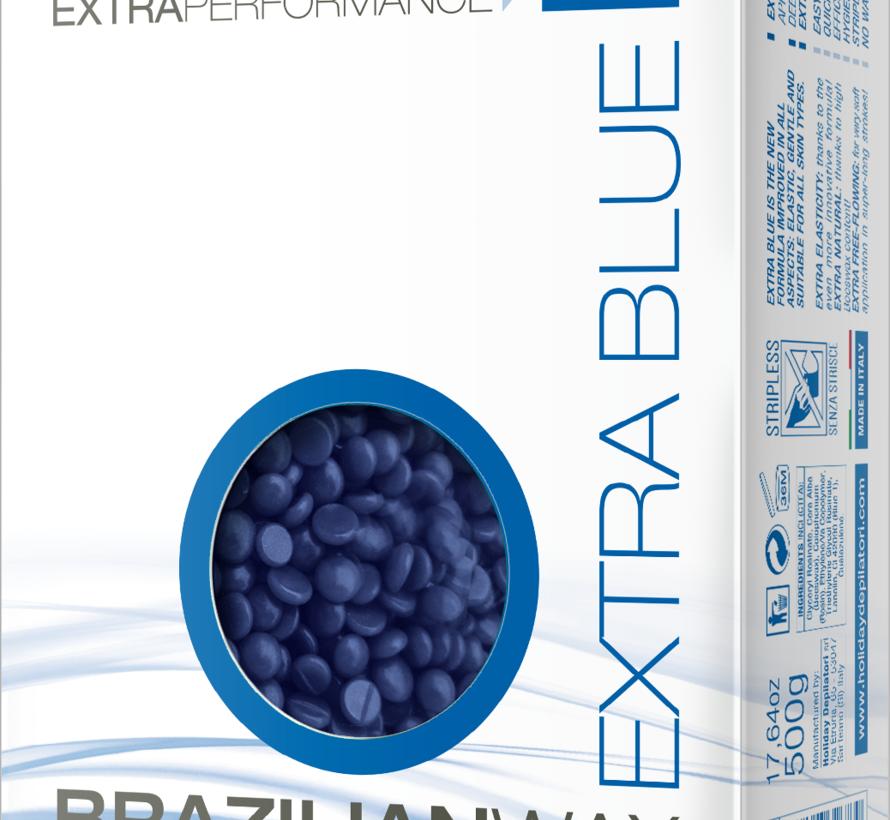 Brazilian Wax Extra Blue