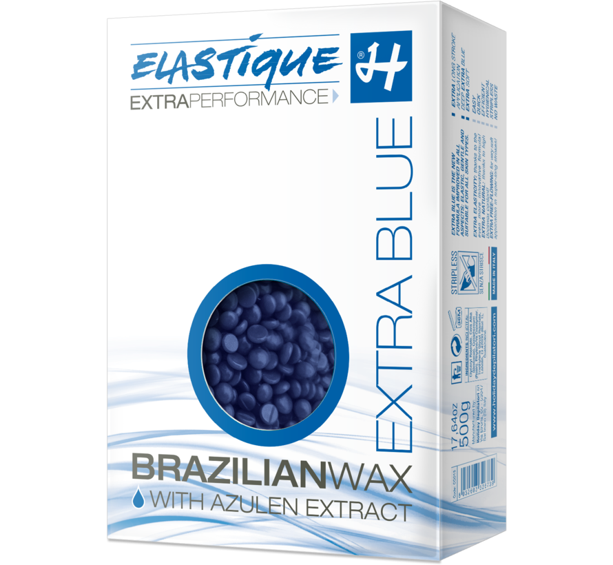 Brazilian Wax Extra Blue