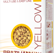 Holiday Brazilian Wax Yellow