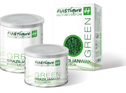 Holiday Brazilian Wax Green