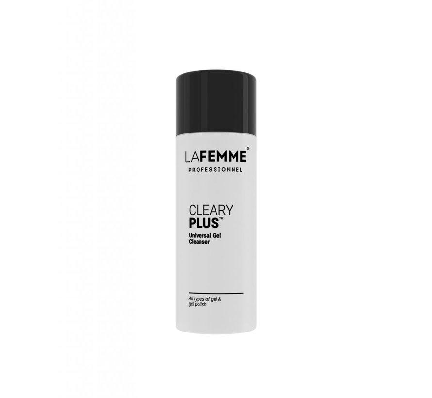 Cleary plus Gel Cleanser UV&LED  100 ml