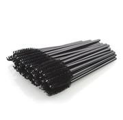 Wimperborsteltjes  black