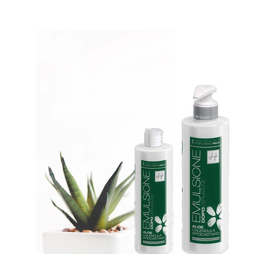 Aloe Vera after Wax milk