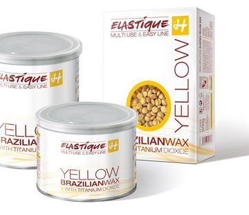 Holiday Elastique Brazilian Wax Yellow